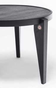 Stolik Bontri Black / Swallow's Tail Furniture