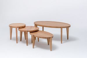 Stolik Bontri Elipsa / Swallow's Tail Furniture