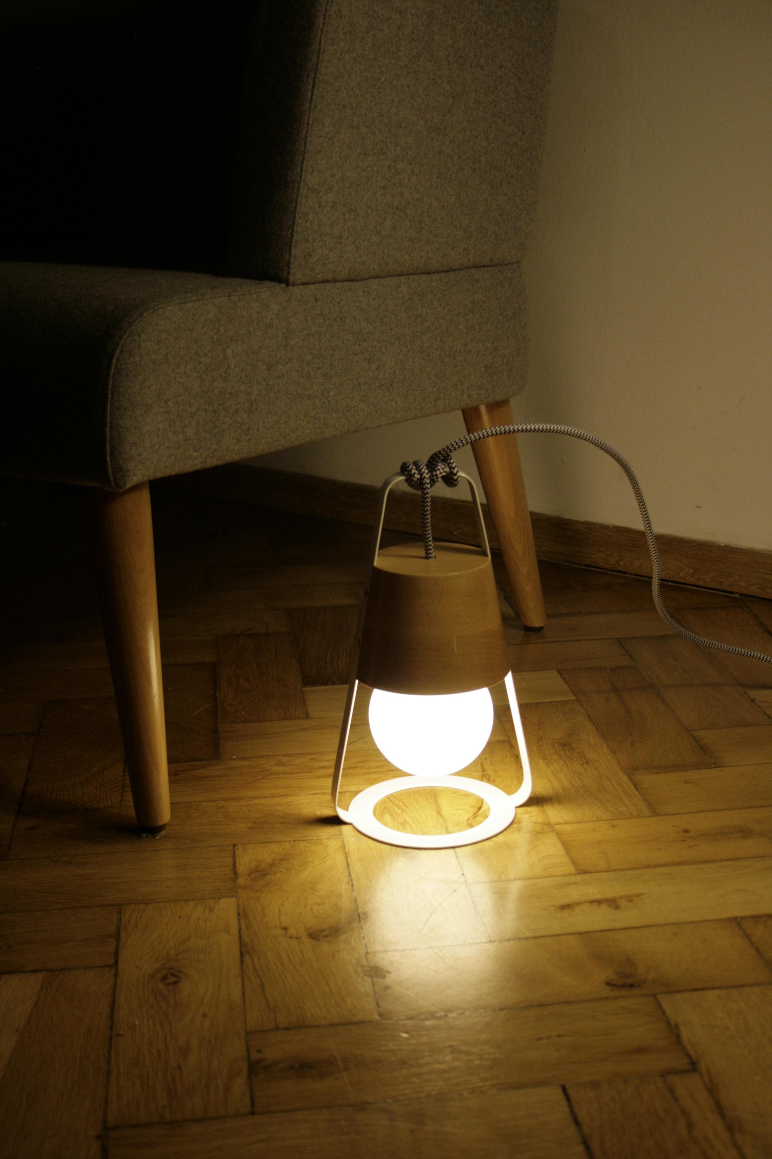 lampa latarnia