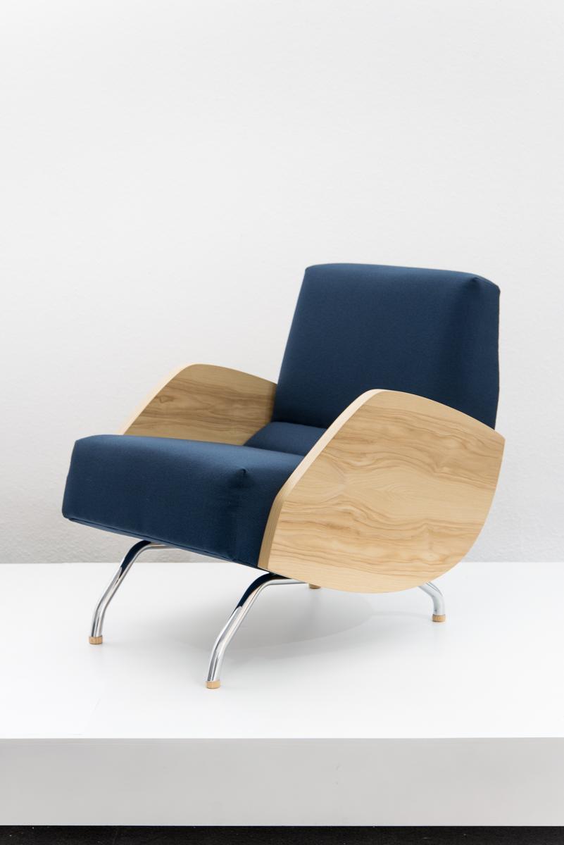 Fotel R 360 Politura